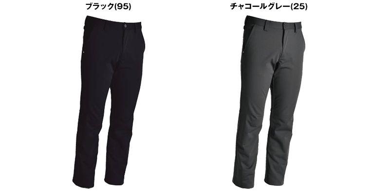 TS DESIGN 846232 [秋冬用]防寒・防風ストレッチパンツ(男女兼用) 色展開