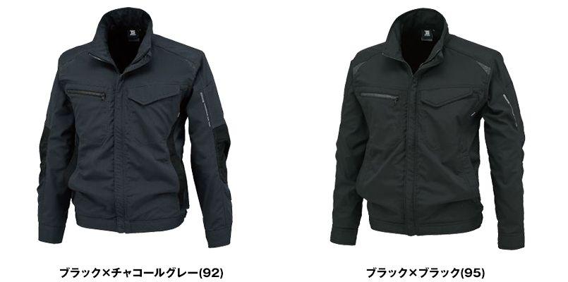 TS DESIGN 84636 [通年]ストレッチ タフワークジャケット(男女兼用) 色展開
