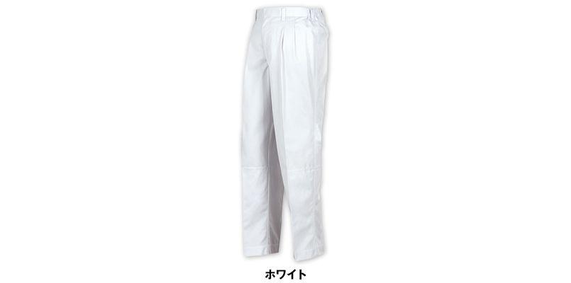 ジーベック 25301 スラックス(裾ネット付)(男性用) 色展開