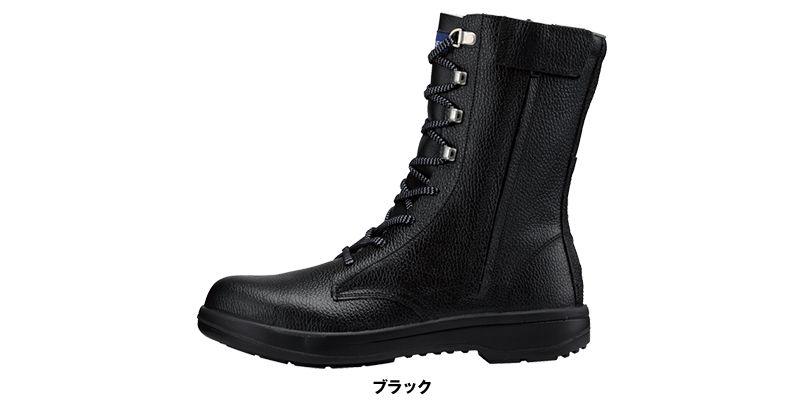 ジーベック 85023 安全長編上靴 樹脂先芯 色展開