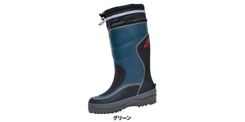 ジーベック 85781 防寒長靴[先芯無し] 色展開