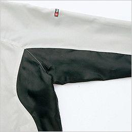 AZ10301 アイトス タルテックス フードインジャケット(薄地素材)(男女兼用) 腕が動きやすいラグランスリーブ