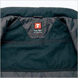 アイトス AZ10304 [秋冬用]タルテックス フードイン中綿ジャケット(男女兼用) 中綿使用