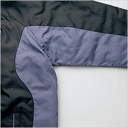 アイトス AZ10304 [秋冬用]タルテックス フードイン中綿ジャケット(男女兼用) カッティング