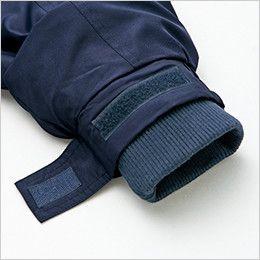 アイトス AZ10305 タルテックス リフレクションヒート防寒ブルゾン 寒気の侵入を防ぎ保温性を高める二重仕様