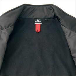 アイトス AZ10307 タルテックス [秋冬用]軽量防寒ジャケット 背裏上部フリース