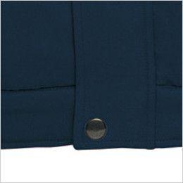 AZ10757 アイトス ドカジャン 防寒ブルゾン 襟ボア ボタン付き