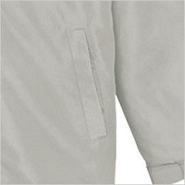 アイトス AZ1960 [秋冬用]3WAYショートコート(男女兼用)  ポケット付