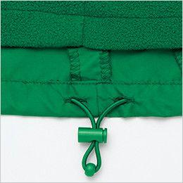 アイトス AZ2203 リフレクト裏フリースジャケット(男女兼用) ドローコード