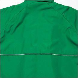 アイトス AZ2203 リフレクト裏フリースジャケット(男女兼用) 反射パイピング