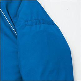 AZ2204 アイトス リフレクトジャケット(中綿)(男女兼用) ポケット
