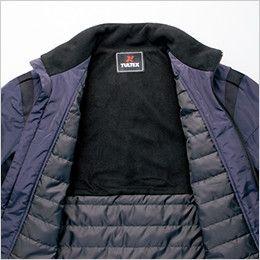 アイトス AZ50115 [秋冬用]アームアップ防寒ジャケット 背裏上部起毛トリコット