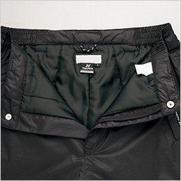 AZ50117 アイトス 防寒パンツ(男女兼用) ファスナー