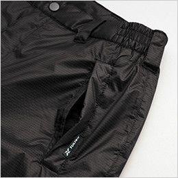 AZ50117 アイトス 防寒パンツ(男女兼用) ポケット