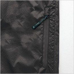 AZ50117 アイトス 防寒パンツ(男女兼用) ファスナーポケット