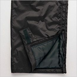 AZ50117 アイトス 防寒パンツ(男女兼用) サイドファスナー・マジックテープ付