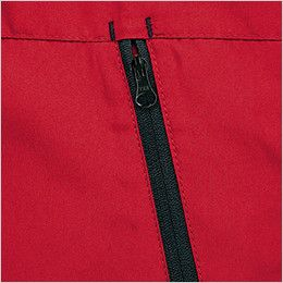 アイトス AZ50196 [春夏用]空調服 ベスト(男女兼用) ポリ100%  作業中に中身が飛び出さないファスナーポケット付き