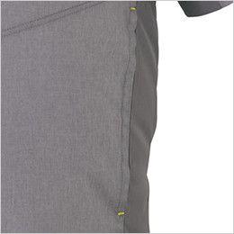 アイトス AZ50198 [春夏用]タルテックス 空調服 半袖ジャケット(男女兼用) ポリ100% ポケット付き
