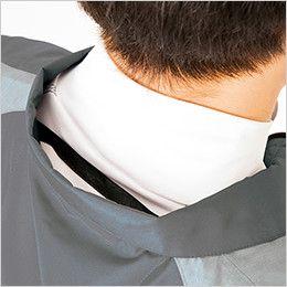 アイトス AZ50199 [春夏用]タルテックス 空調服 長袖ジャケット(男女兼用) ポリ100% 調整紐をとめることで、首元と脇の間に生まれる空気の通り道ができ、涼しく快適な環境を作ります