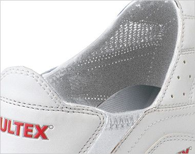 AZ51604 アイトス タルテックス 安全靴 スチール先芯 通気性のよいメッシュ