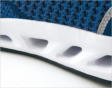 AZ51652 アイトス タルテックス セーフティシューズ(男女兼用) 樹脂先芯