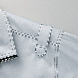アイトス AZ60401 [秋冬用]長袖ブルゾン(男女兼用) デザイン肩章付