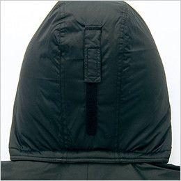 アイトス AZ6060 寒冷地対応 光電子 防風防寒着コート アジャスター付