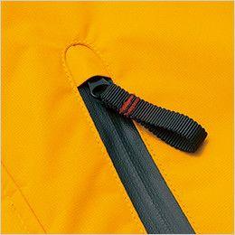 アイトス AZ6063 極寒対応 光電子 防風防寒着コート ファスナーポケット