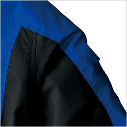 アイトス AZ6169 光電子防風防寒ジャケット(フードイン)(男女兼用) ポケット