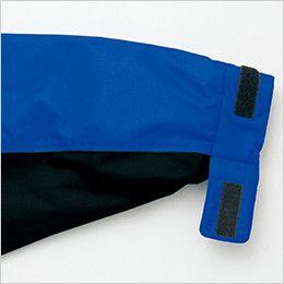 アイトス AZ6169 光電子防風防寒ジャケット(フードイン)(男女兼用) ゴム・マジックテープ