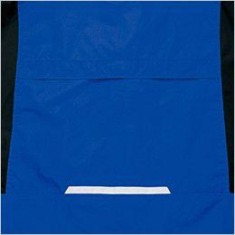 アイトス AZ6169 光電子防風防寒ジャケット(フードイン)(男女兼用) バック反射テープ