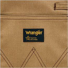AZ64181 アイトス Wrangler(ラングラー) ミディエプロン(男女兼用) ブランド織りネーム