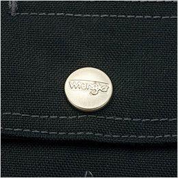 AZ64202 アイトス Wrangler(ラングラー) ボタンジャケット(男女兼用) 刻印ドットボタン