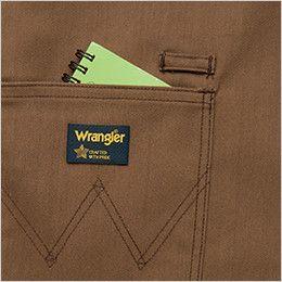 AZ64282 アイトス Wrangler(ラングラー) ショートエプロン(男女兼用) Wポケット&ループ付