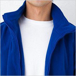 AZ7805 アイトス [在庫限り]AZ7805 アイトス 3WAYジャケット カナディアンクリーク 衿部分