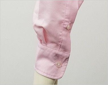 AZ7870 アイトス オックスボタンダウンシャツ/長袖(男性用)
