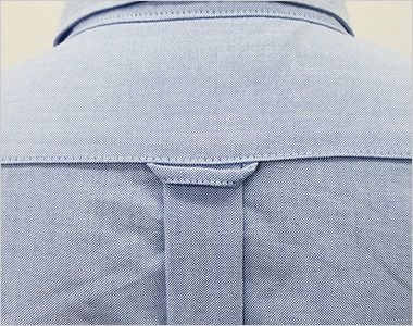AZ7872 アイトス オックスボタンダウンシャツ/半袖(男性用) 背タック・ハンガーループ