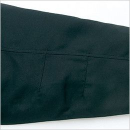 アイトス AZ8460 [秋冬用]エコノミー防寒コート[フード付き・取り外し可能] 肘タック