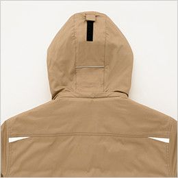 AZ8570 アイトス 防寒コート(男女兼用) リフレクター付