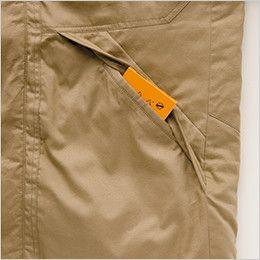 AZ8571 アイトス 防寒ブルゾン(男女兼用) ターンポケット付