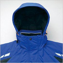 AZ8860 アイトス 防寒コート 脱着式