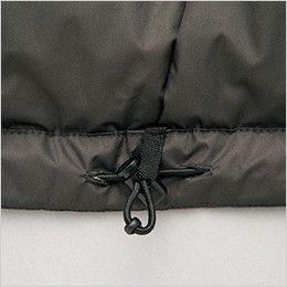 AZ8870 アイトス 防水防寒コート(男女兼用) ドローコード