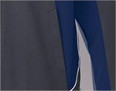 UZL1014 ルコック ジャージ ジャケット(男女兼用) ポケット付き