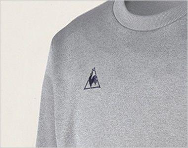UZL1015 ルコック トレーナー(男女兼用) ブランドロゴ