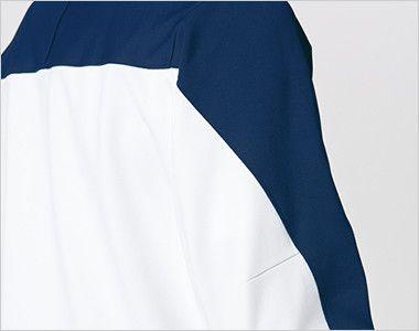 UZL1026 ルコック ジャージ ジャケット(男女兼用) 進化したカッティングで動きやすさアップ