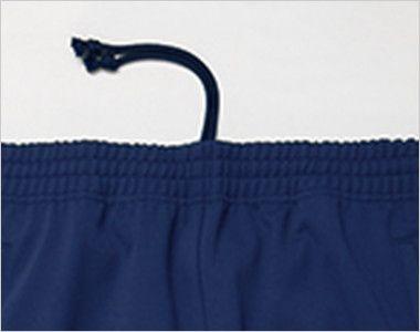 UZL2012 ルコック ジャージ ブーツカットパンツ (女性用)スポーティなサイドライン 紐つき