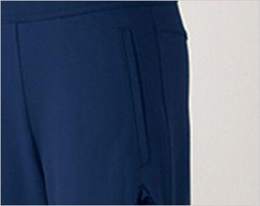 UZL2014 ルコック ジャージ ブーツカットパンツ (女性用) ポケット付き