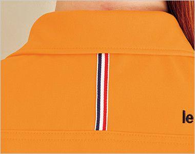 UZL3032 ルコック ニットポロシャツ(男女兼用) トリコロールテープで華やかに