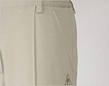 UZL4013 ルコック ジャージ 脇ゴムニットスラックスパンツ (女性用) ポケット
