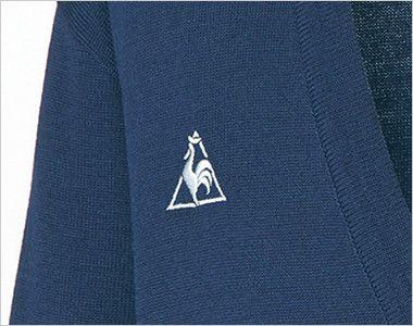 UZL6011 ルコック カーディガン(男女兼用) ロゴ刺繍